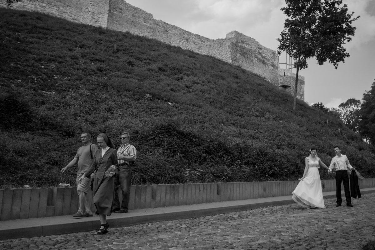 Sesja ślubna wKazimierzu Dolnym