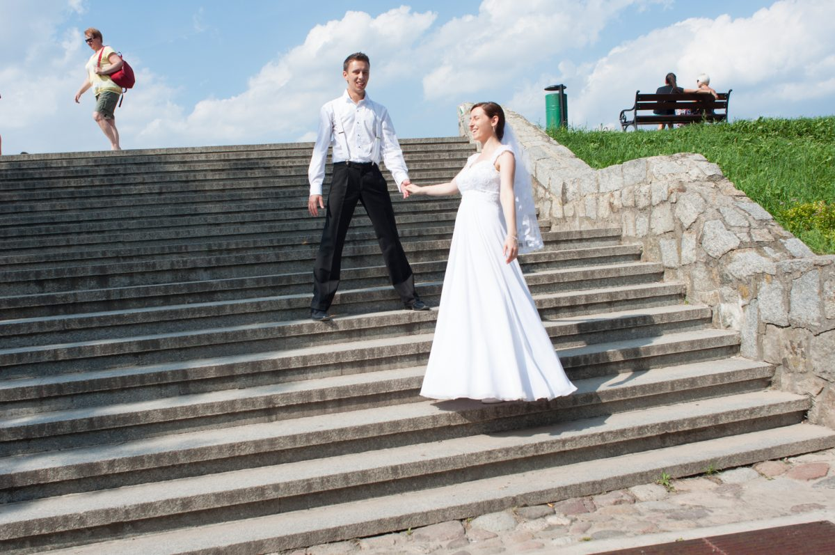 Agnieszka & Dominik 27 Sesja ślubna wKazimierzu Dolnym
