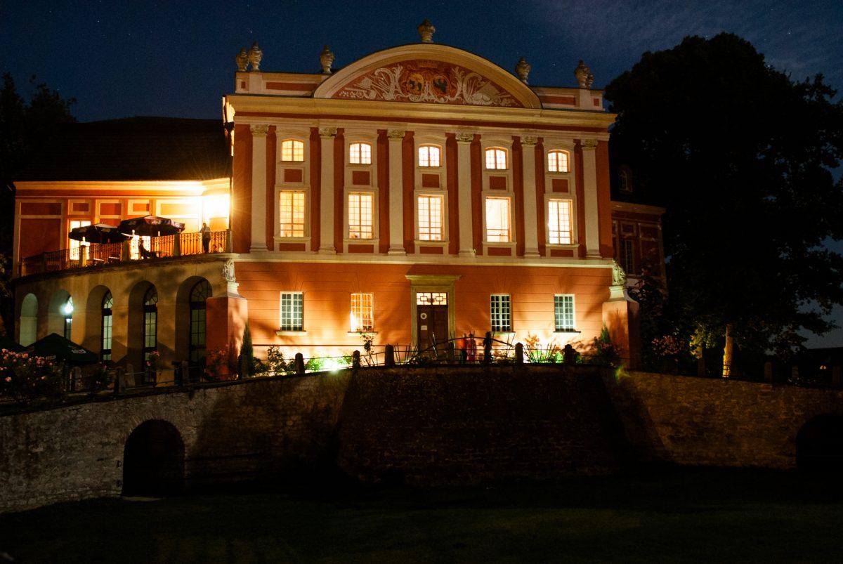 Pałac wKurozwękach