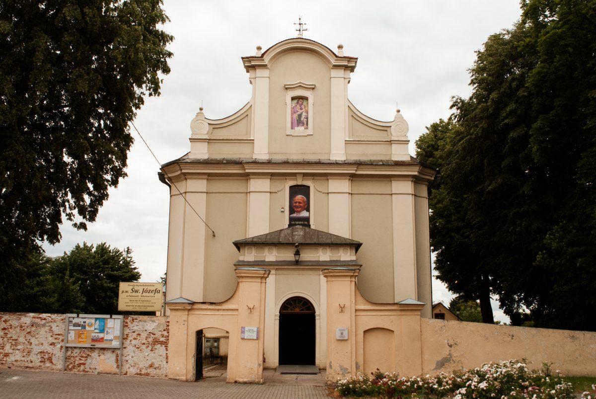 kościół pw.św.Józefa | Fotografia ślubna Puławy | Chill & Love | www.chillandlove.com