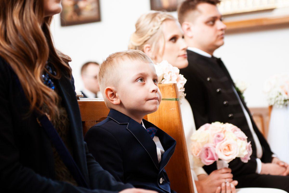Fotografia ślubna ChełmReportaż ślubny beznapinki