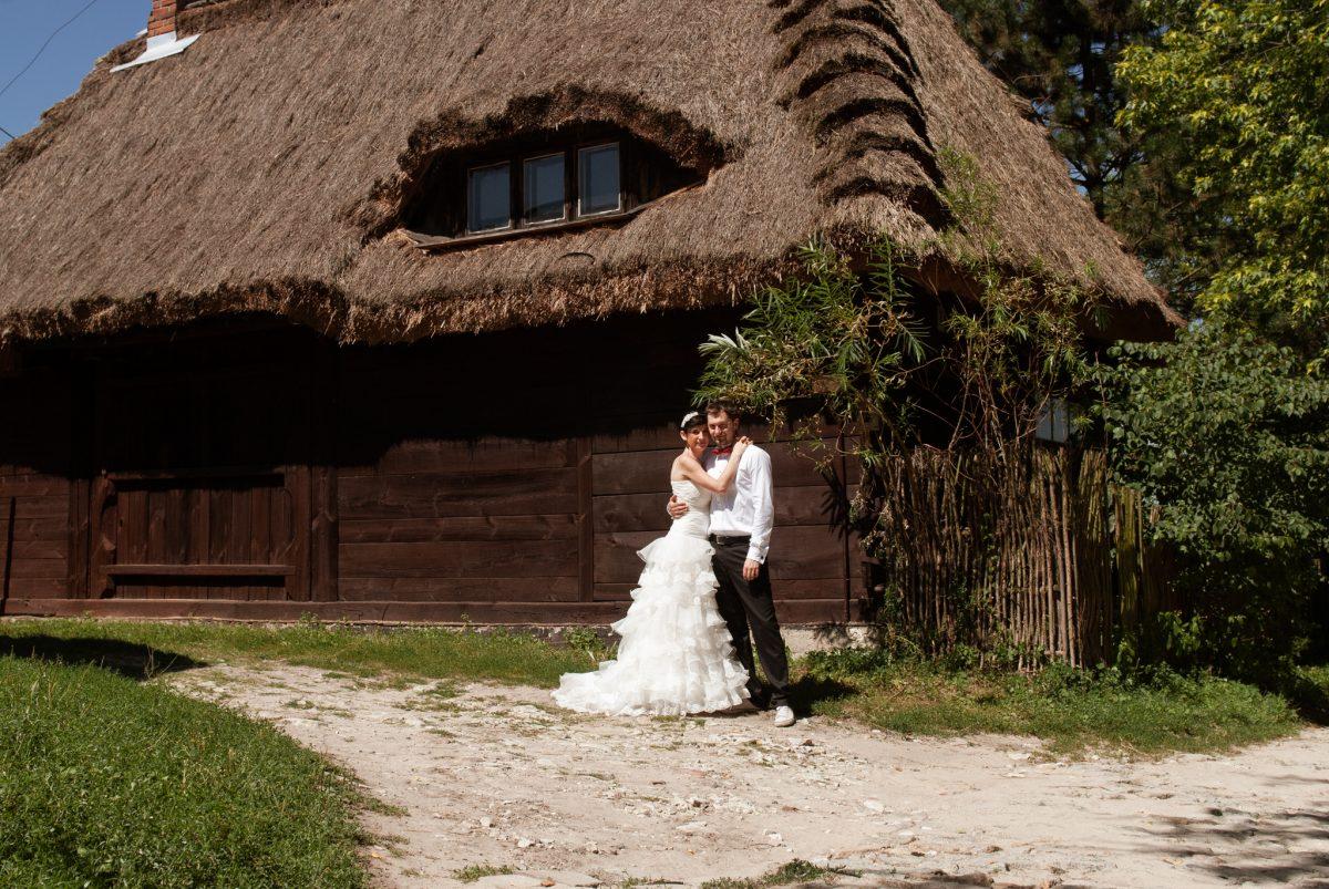 Sesja ślubna beznapinki