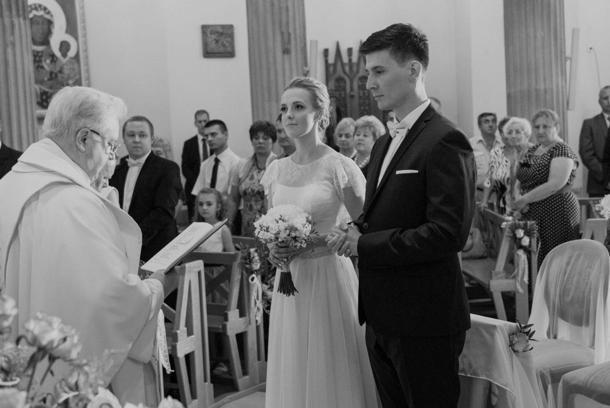 Ślub wKaplicy Czartoryskich
