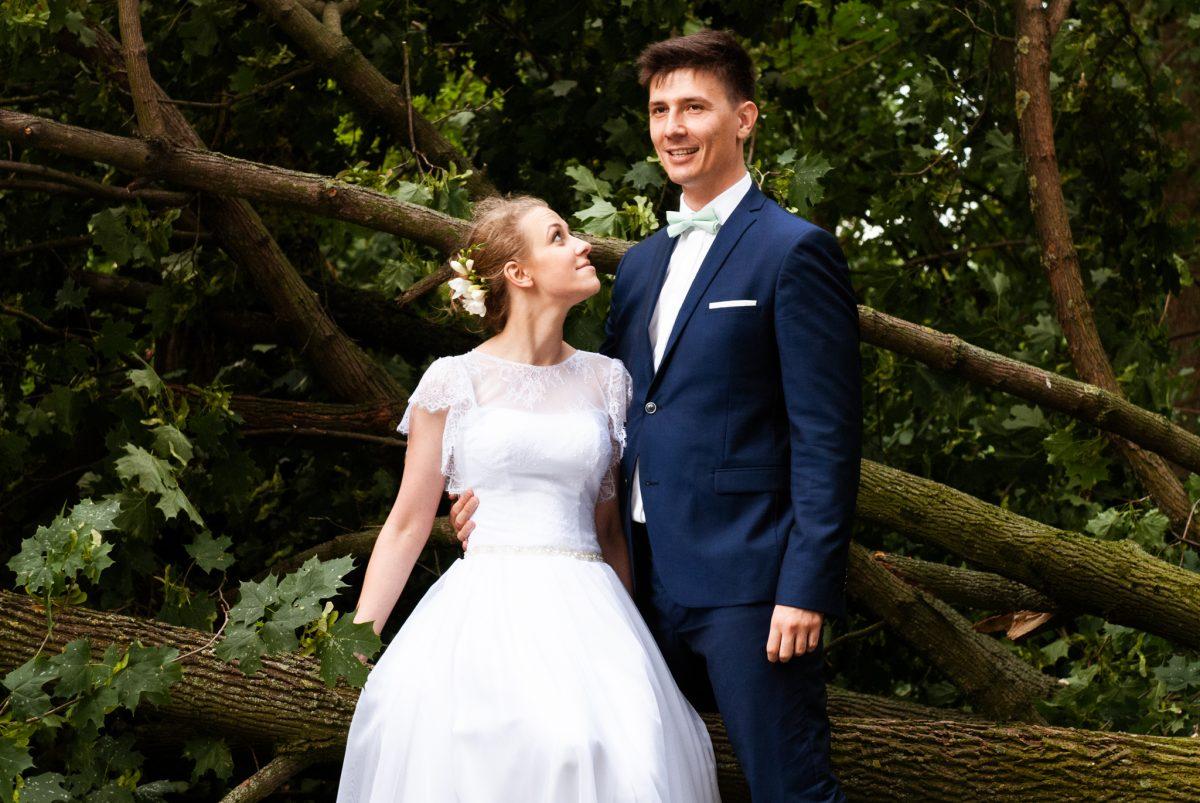 Reportaż ślubny Puławy