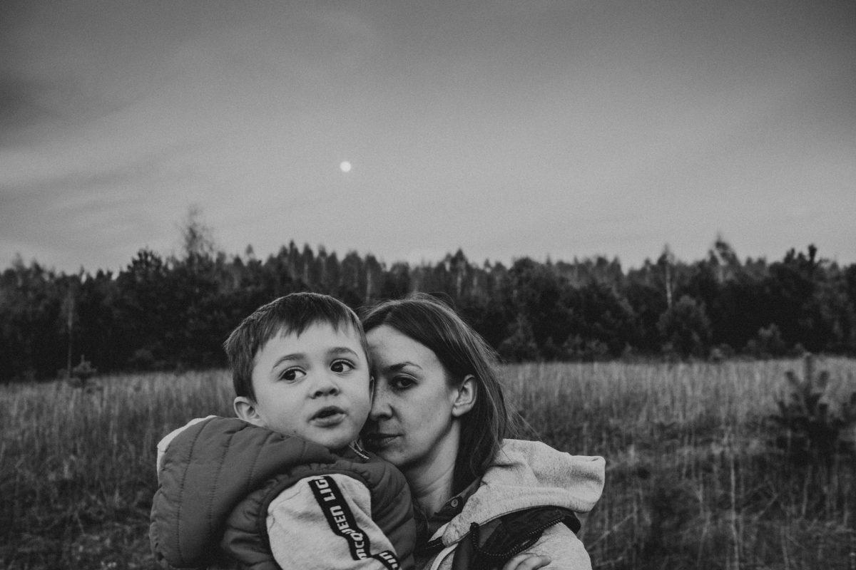 Dokumentalna fotografia rodzinna | Dzikość Serca