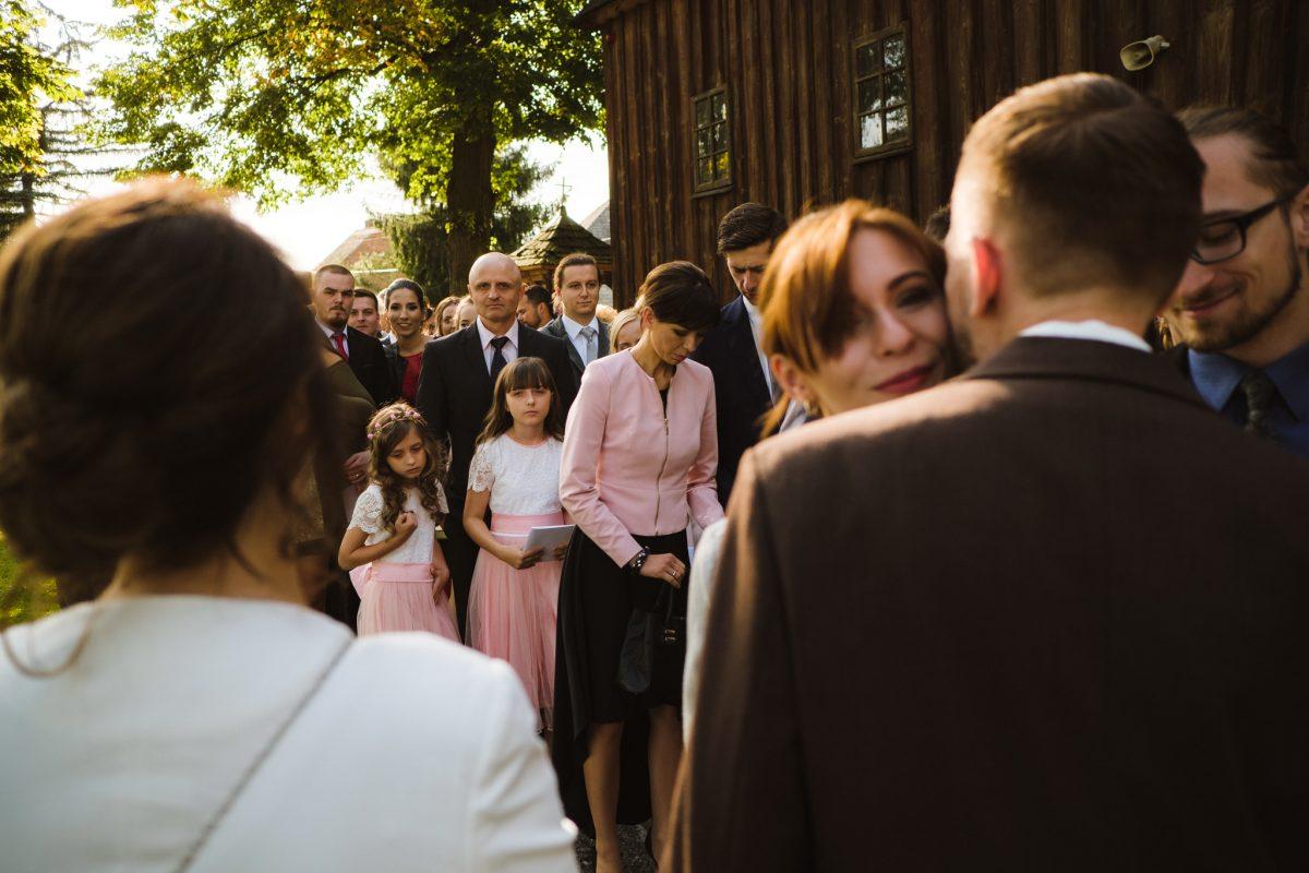 Ślub wWoli Radziszowskiej - Fotografia ślubna Kraków - Lublin - Chill & Love